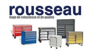 Coffres-outils Rousseau